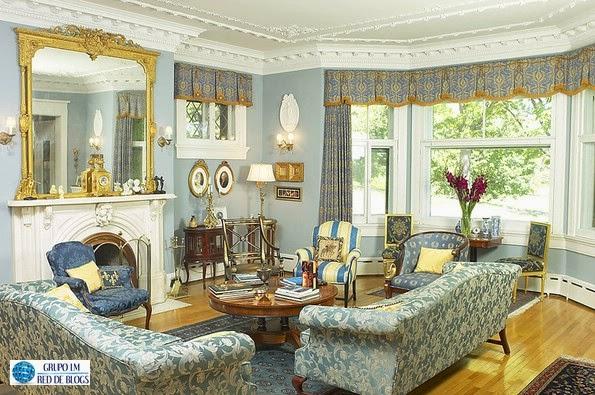 El estilo tudor para decorar un ambiente