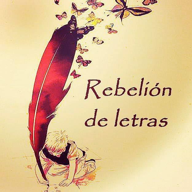 Rebelión de letras