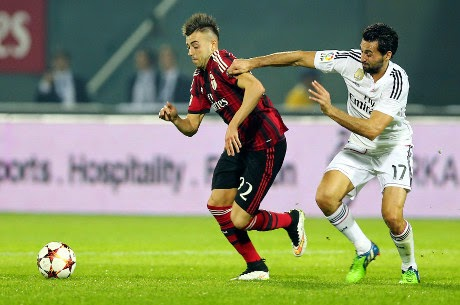 Video Gol Real Madrid vs AC Milan 2-4