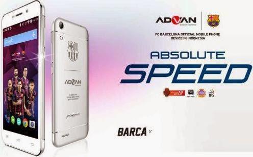 Advan Barca 5 S5Q