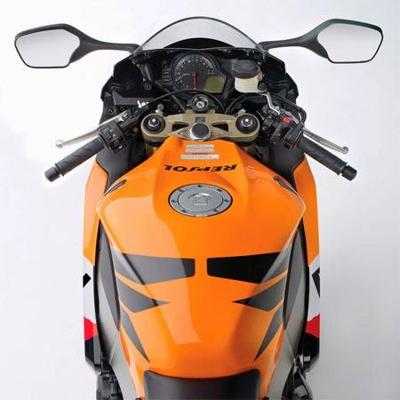 Speedometer CBR 1000