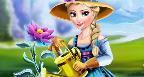 elsa jardinera
