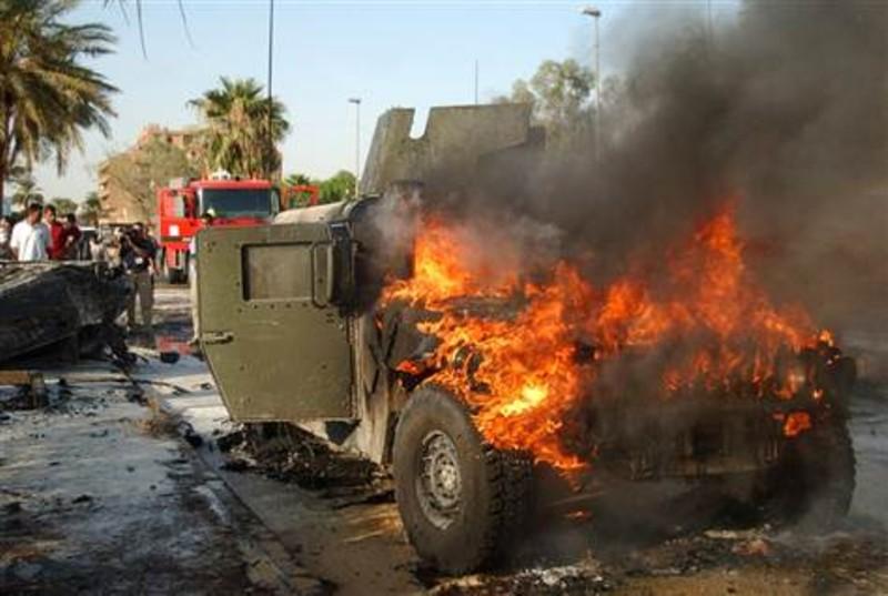 mutilaciones en irak: