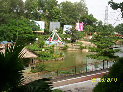 Foy's Lake in Chittagong
