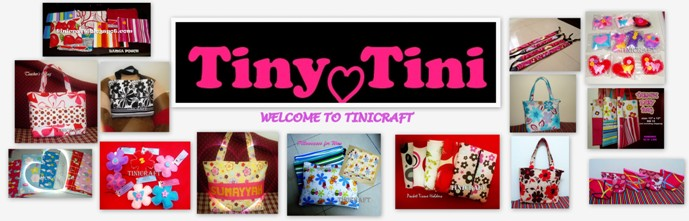 ~* Tiny Tini - Handmade With Full of Love *~
