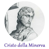Tickled by the Creative Bug - Cristo della Minerva: Link to blog post