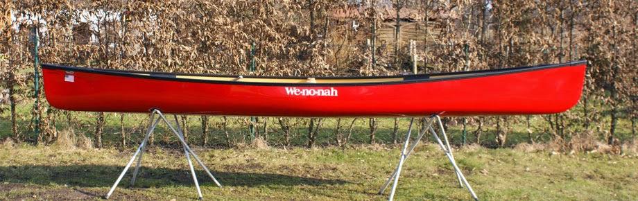 Wenonah Adirondack Kevlar-vac-flexcore Test- und Vorführboot 2014