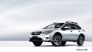 Subaru XV pics