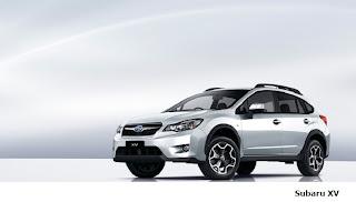 Subaru XV pics