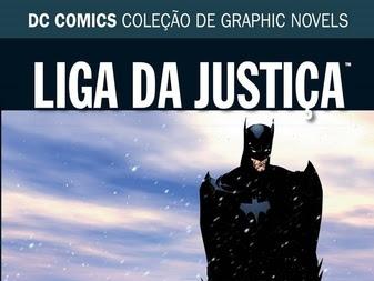 Lançamentos de novembro: Coleção DC Comics de Graphic Novels Eaglemoss