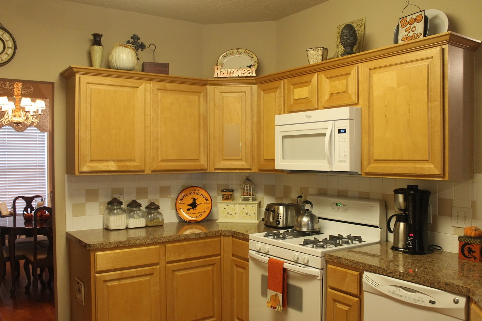 Http Texasdecor Blogspot Com 2013 10 Fall Decor Part 3 Kitchen Html