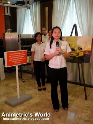 Welcome to the Meralco Exhibit