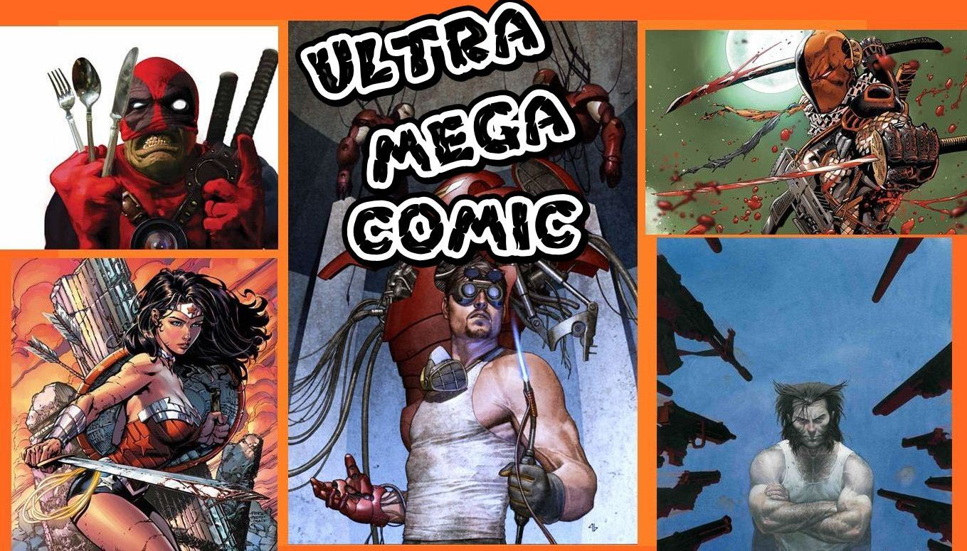 Ultra Mega Comic