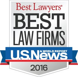 Best Lawyers Best Law Firm 2016