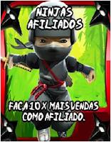 Ninjas Afiliados do Moisés Santos trabalho em casa