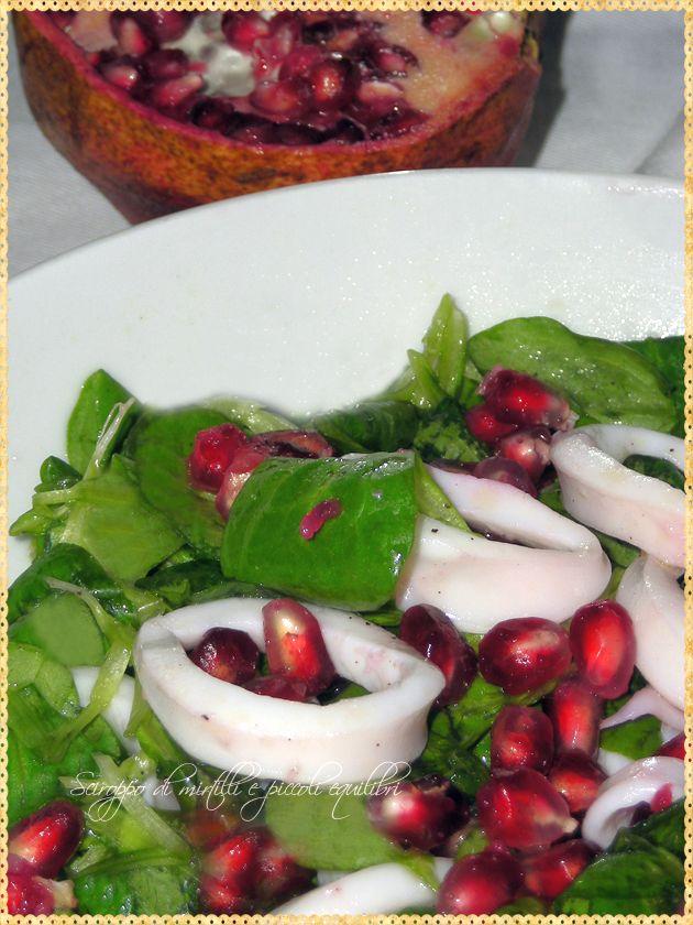 Sciroppo di mirtilli e piccoli equilibri insalata di for Soncino insalata