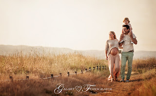 Fotografías de embarazo en exteriores, premama, galart fotografos