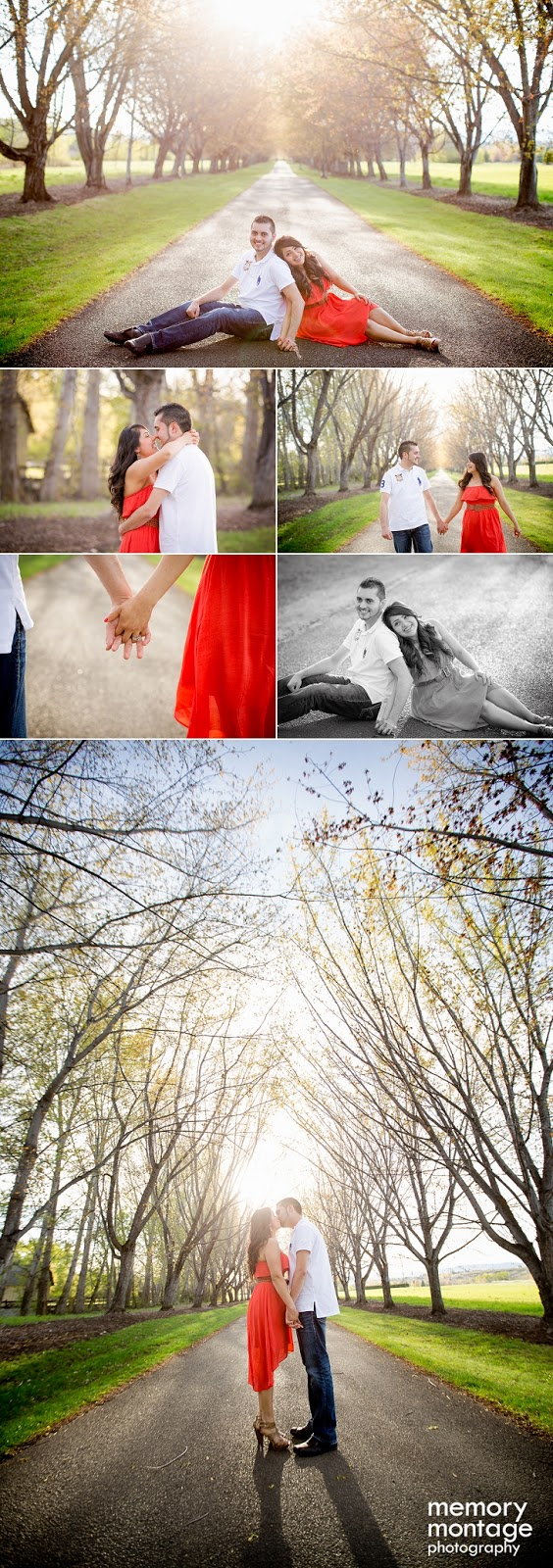 Engagement Session, Yakima Photographers - Memory Montage Photography 01