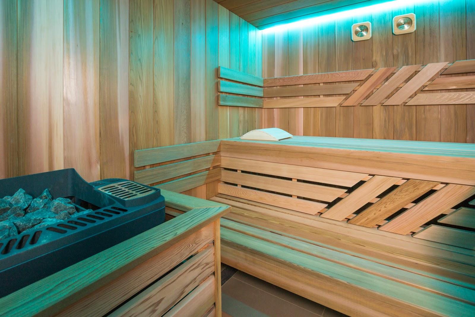 Showroom Equano - Sauna Disclosure