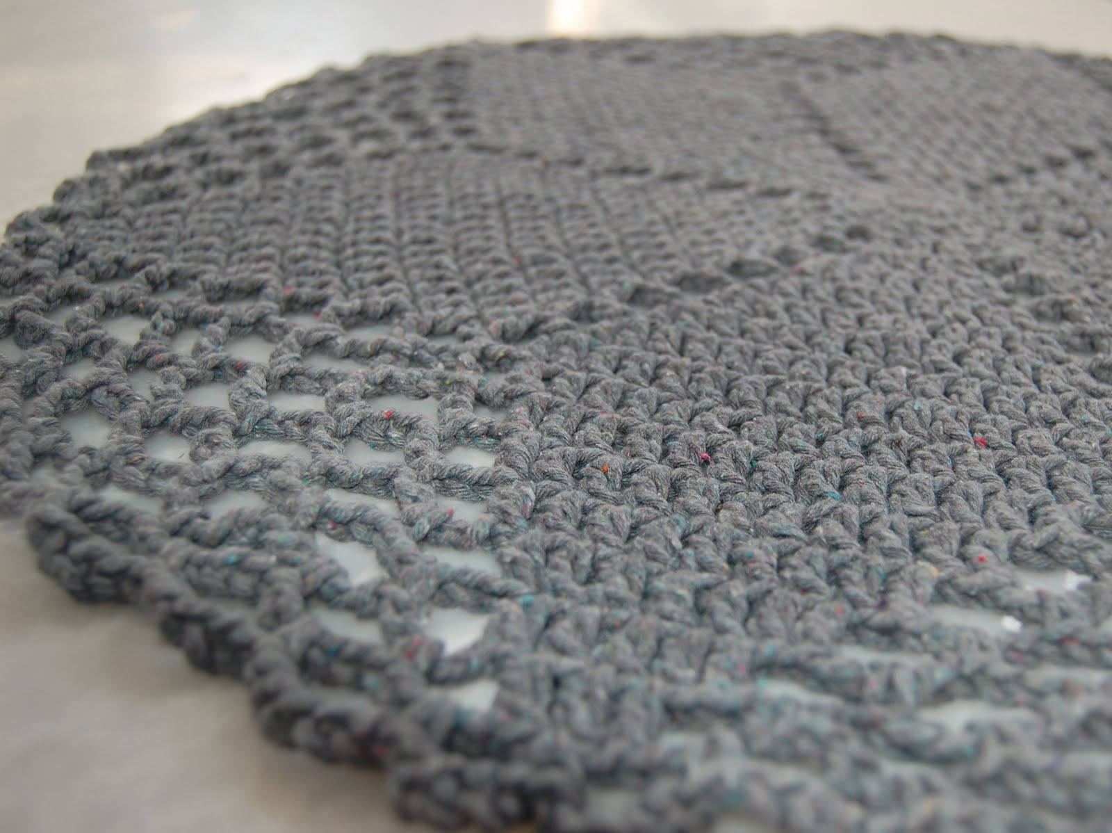 Summer Project: Crochet rugs using garden string | What Do I Do?