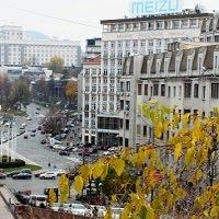 Фотопрогулка по осеннему Киеву