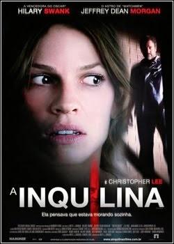 Filme A Inquilina Dublado AVI DVDRip