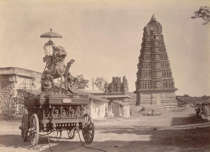 the temple car chamundi hill mysore ancient photos of. Black Bedroom Furniture Sets. Home Design Ideas