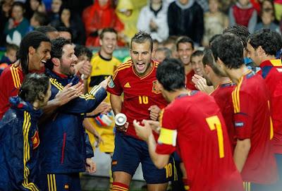 Spanish Football talents