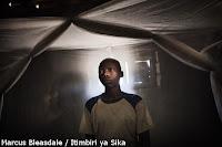 Mamumangi Ted, victime des terroristes de la LRA au Congo/Uele