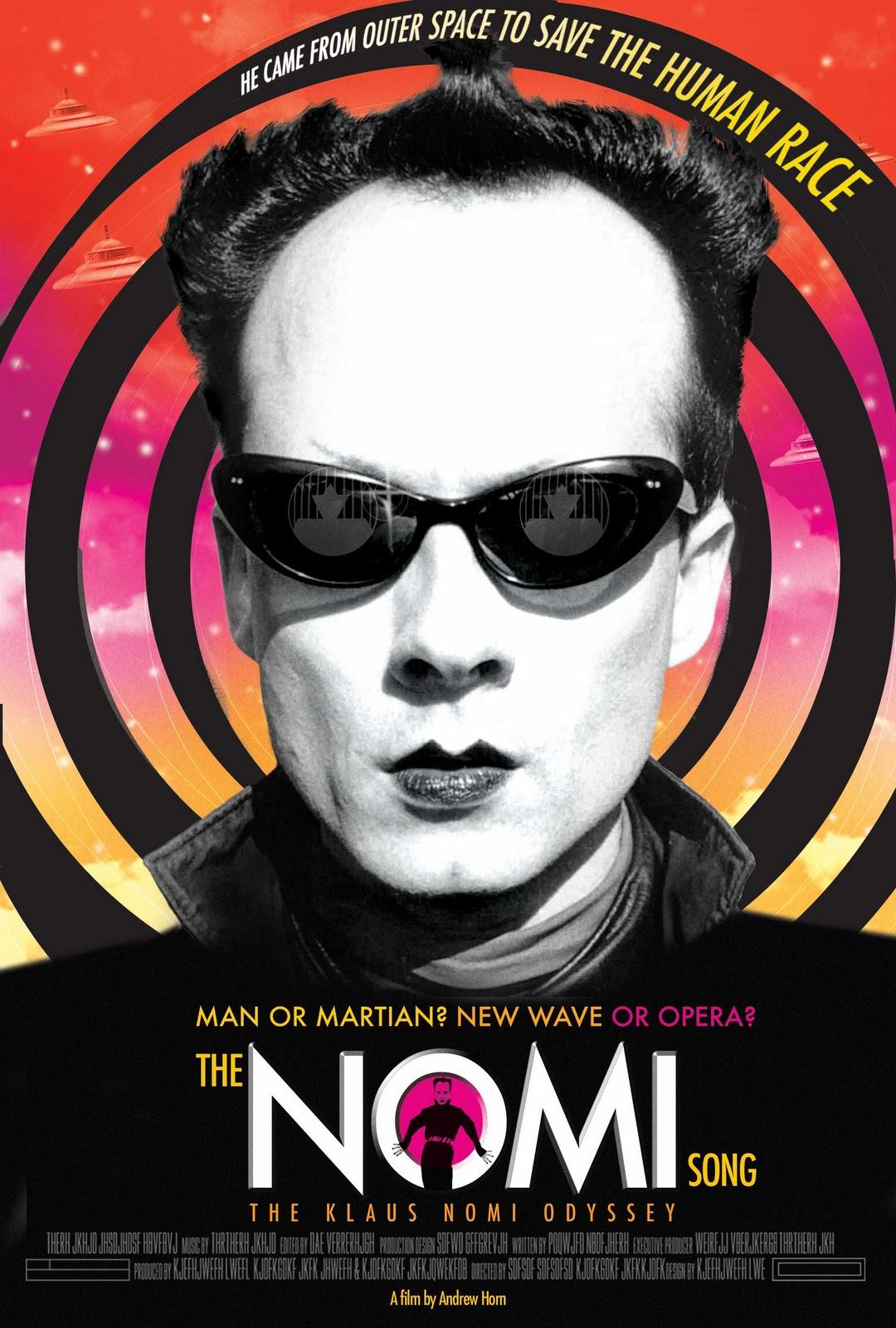 Klaus Nomi In Concert