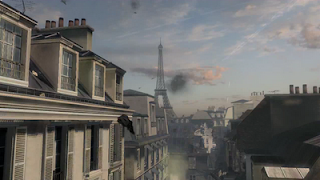 MW3 France Paris