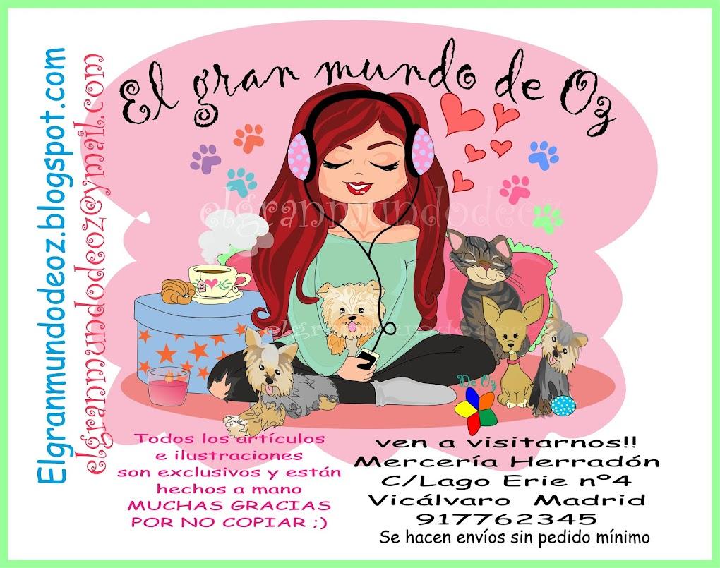 EL GRAN MUNDO DE OZ
