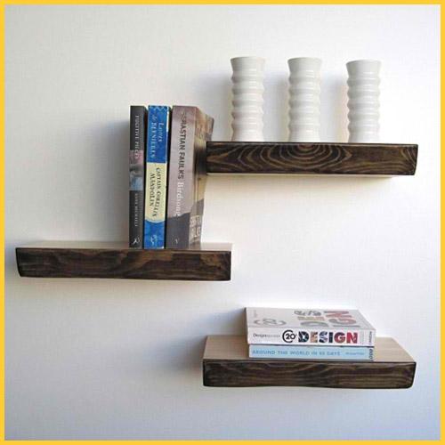 Modern Floating Wall Shelves 500 x 500