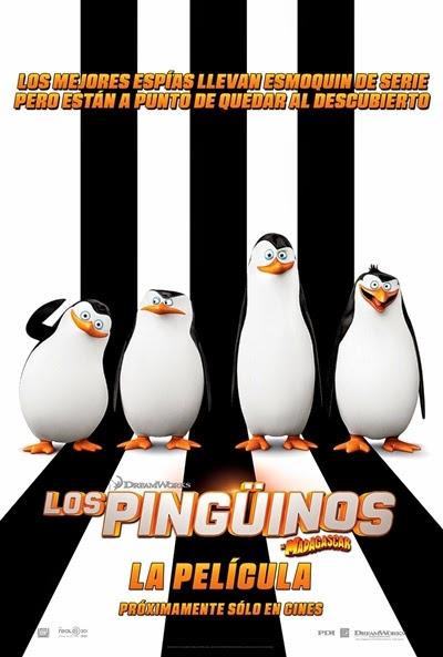Los Pinguinos De Madagascar (28-11-2014)