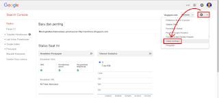 Cara Mendaftar dan Panduan Menggunakan Webmaster