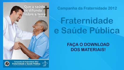 CF 2012 - Fraternidade e Saúde Pública