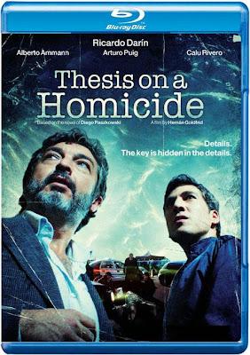 Tesis Sobre un Homicidio (2013) 720p BRRip 809MB mkv Latino AC3 5.1 ch