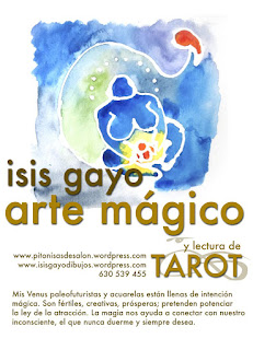 Arte Mágico de Isabel Isis Gayo.