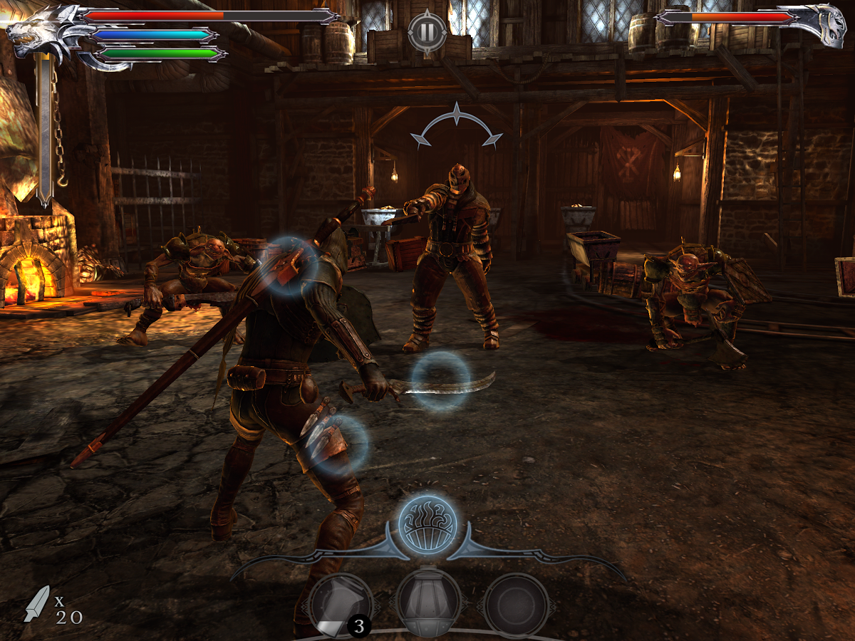 Joe Dever's Lone Wolf Apk + Data