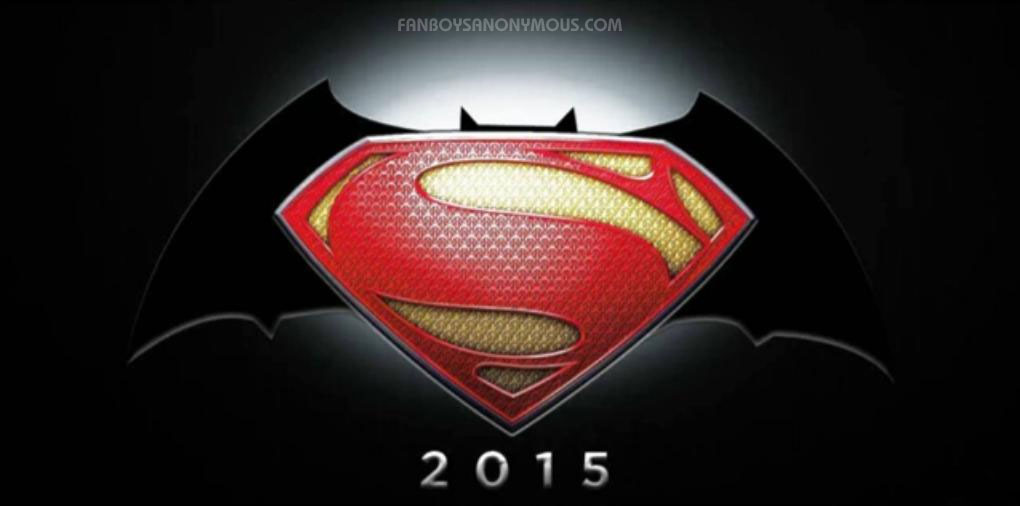 May 6, 2016 Superman/Batman movie poster