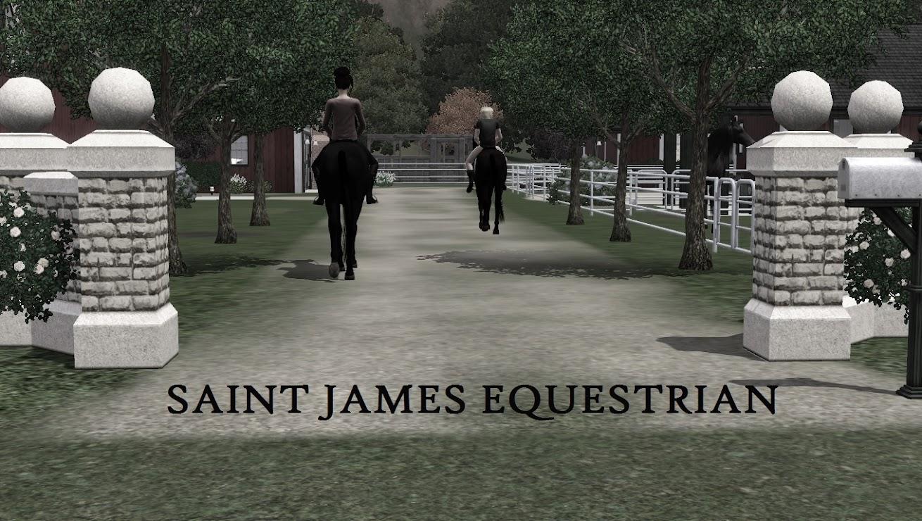 Saint James Equestrian.