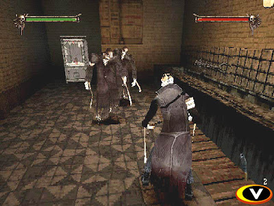 Download Nighmare Creatures II Game PS1