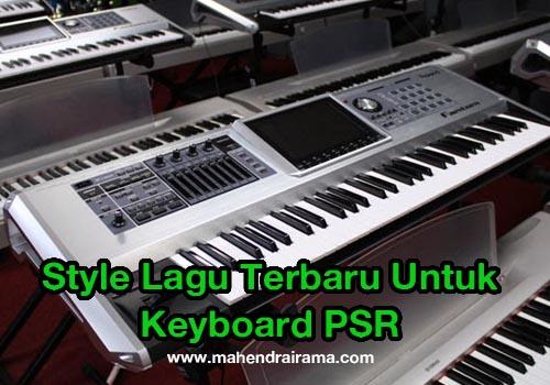 Image Result For Style Keyboard Yamaha Terbaru
