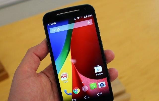 Motorola Tak Sengaja Bocorkan Moto G 4G
