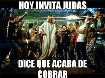 Memes Semana Santa