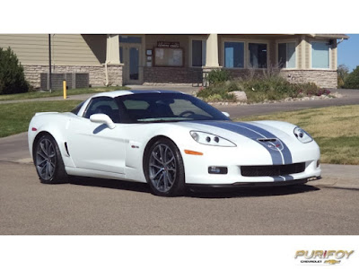 2013 Corvette Z06 60th Anniversary at Purifoy Chevrolet