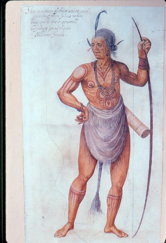 wingina men When wingina, chief of the roanoke tribe, eventually withdrew his support to protect his people, lane and his men attacked the roanoke, killing wingina.