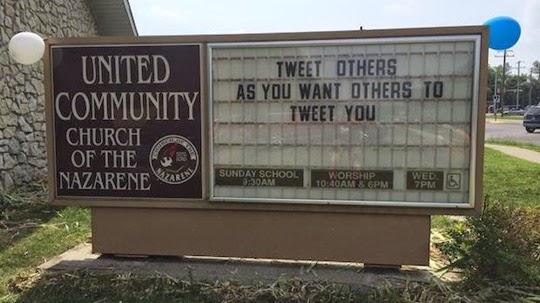 Twitter Church