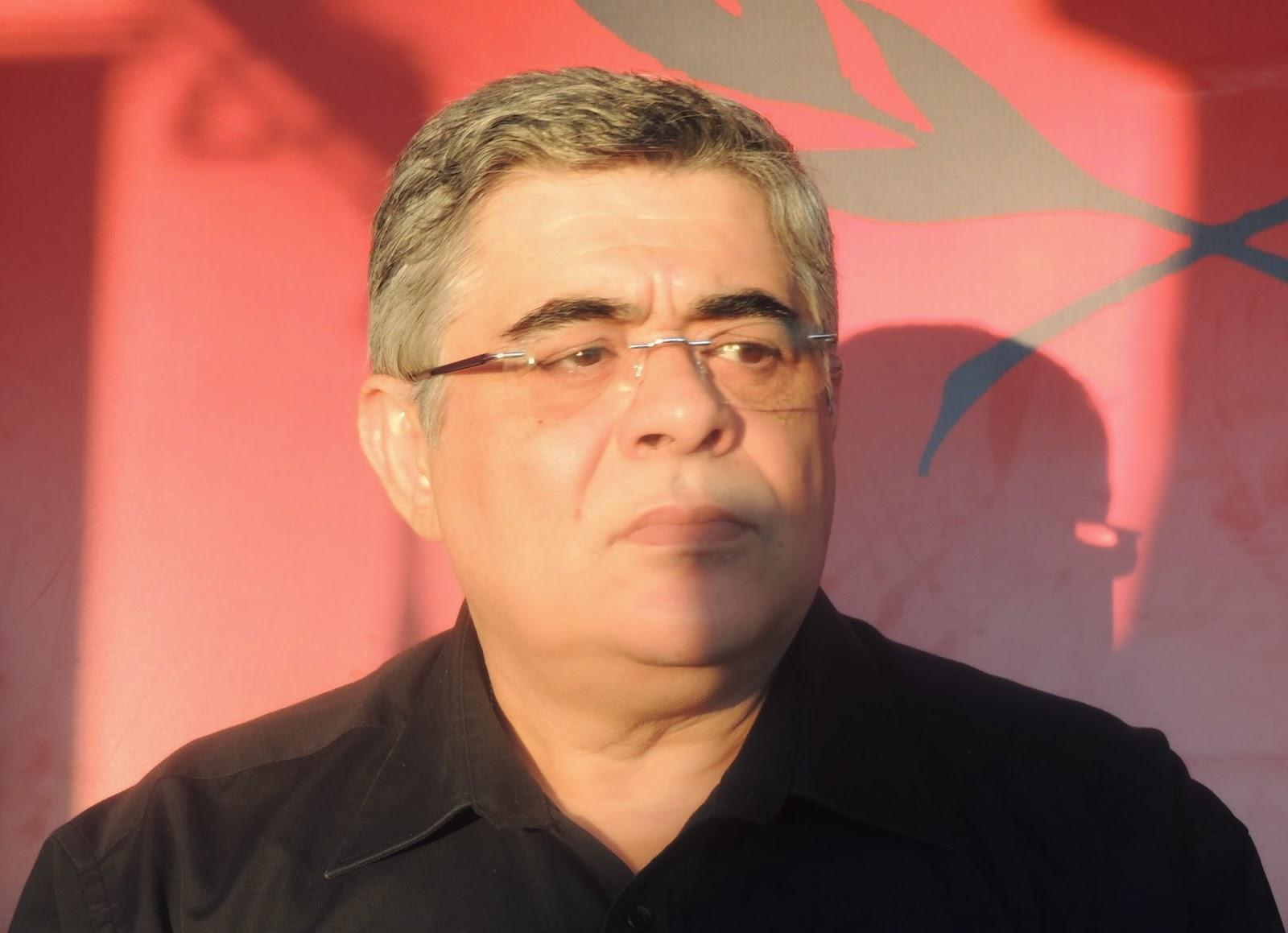 Νικόλαος Μιχαλολιάκος το βράδυ του εκλογικού θριάμβου της Χρυσής Αυγής (6/5/2012): Veni,Vidi, Vici!a