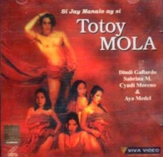 54115480ba6977a5e646d1eb240a1f67073ae64 Totoy Mola (1997) Dvdrip